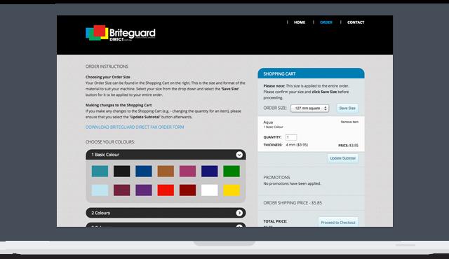 Briteguard Web Development