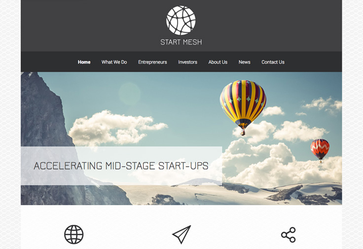 Start Mesh Wordpress Website Developer Galway