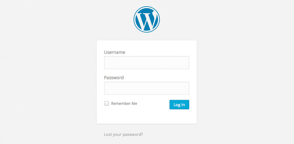 Logging into your WordPress website by Galway Developer